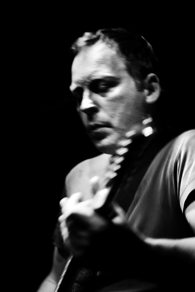 The Ex by Laurent Orseau - Concert - Les Ateliers Claus - Brussels, Belgium #26