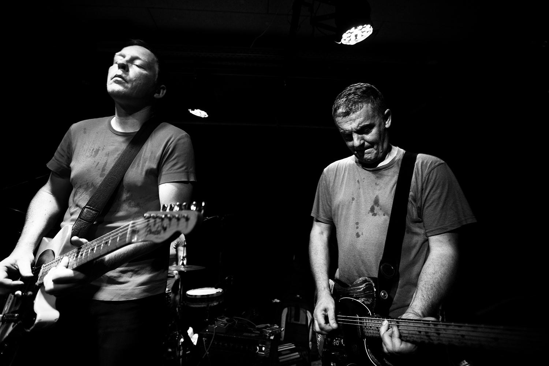 The Ex by Laurent Orseau - Concert - Les Ateliers Claus - Brussels, Belgium #8
