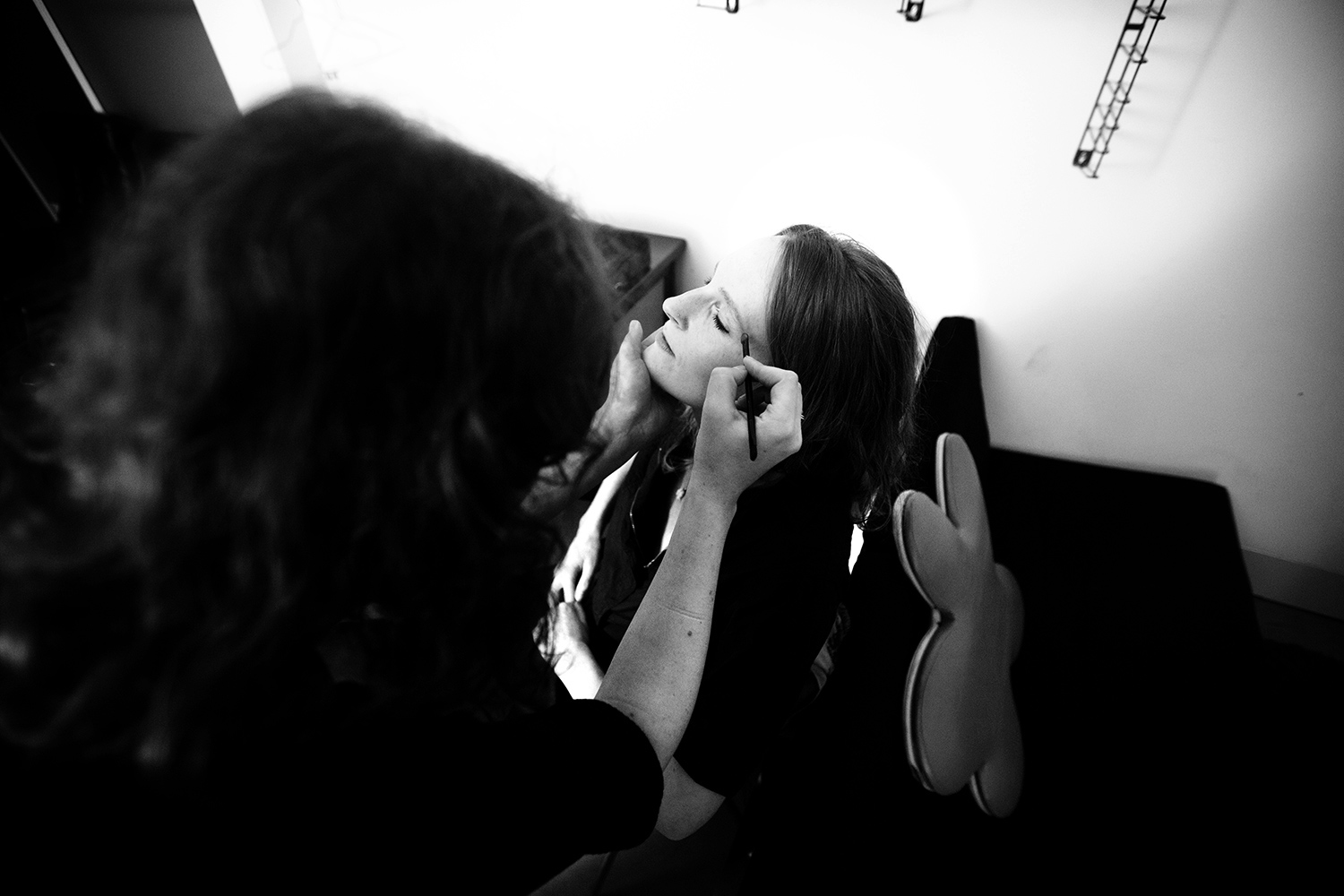 The Golden Glows - Backstage by Laurent Orseau - AB Salon - Brussels, Belgium #5