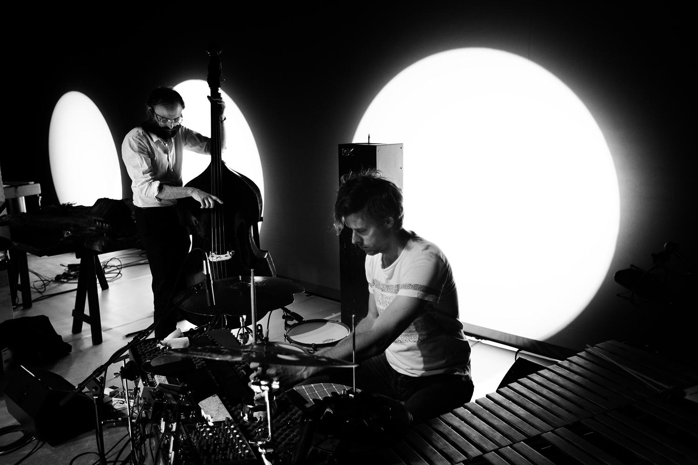 The Golden Glows & B.O.X by Laurent Orseau - Concert - deSingel - Antwerp, Belgium #31