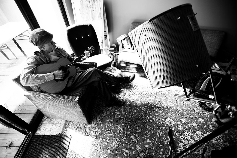 The Golden Glows by Laurent Orseau - Recording - Studio Caporal - Antwerp, Belgium #20