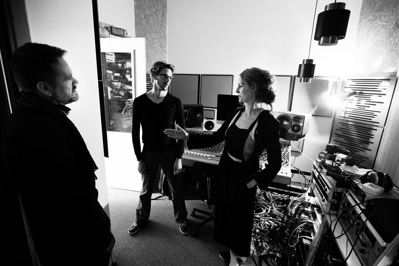 The Golden Glows by Laurent Orseau - Recording - Studio Caporal - Antwerp, Belgium #22