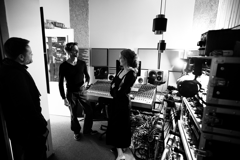 The Golden Glows by Laurent Orseau - Recording - Studio Caporal - Antwerp, Belgium #23
