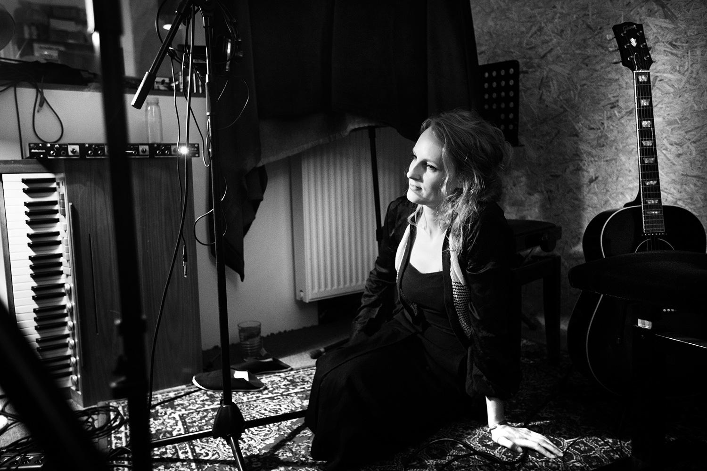 The Golden Glows by Laurent Orseau - Recording - Studio Caporal - Antwerp, Belgium #28