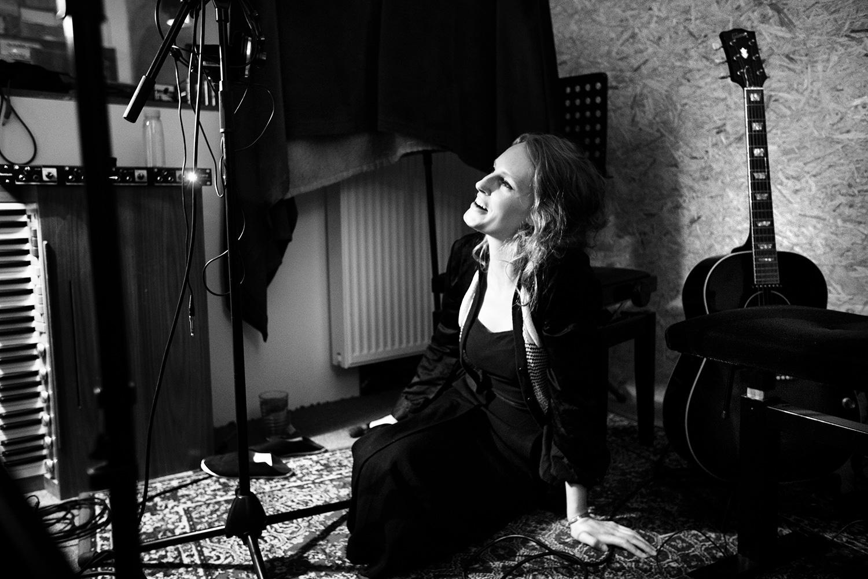 The Golden Glows by Laurent Orseau - Recording - Studio Caporal - Antwerp, Belgium #29