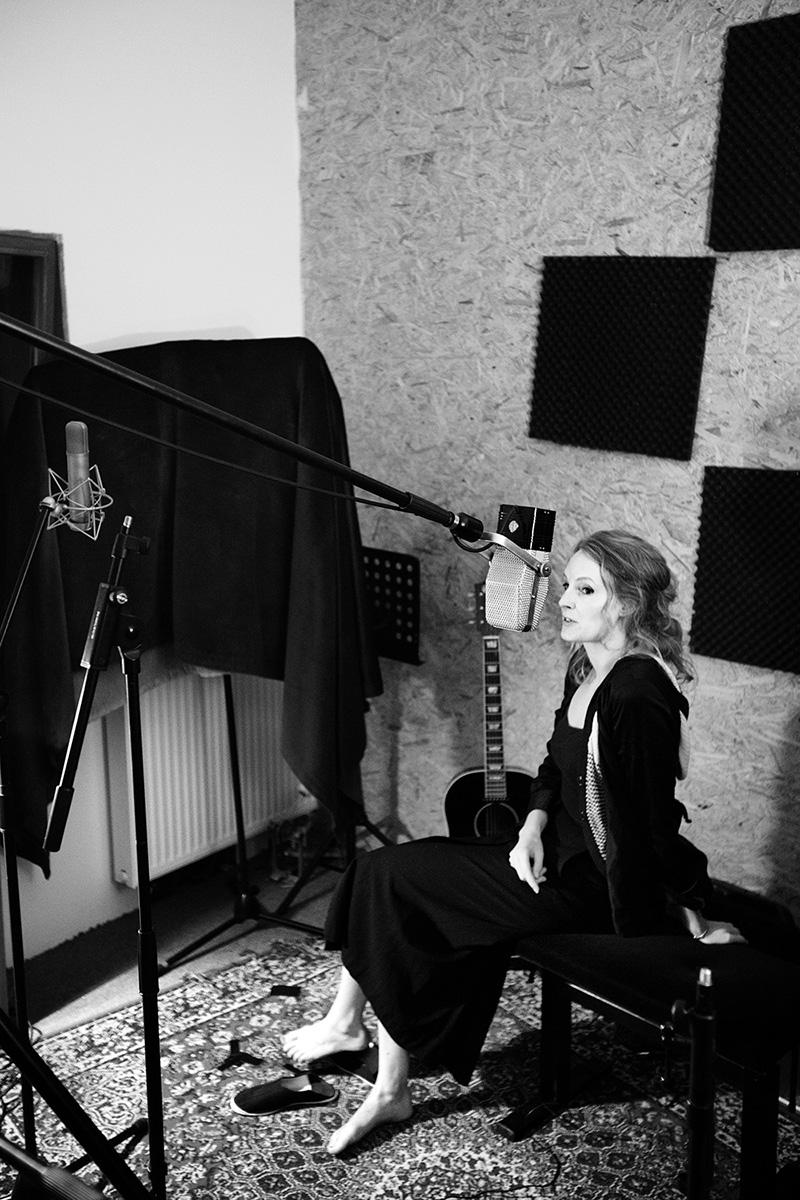 The Golden Glows by Laurent Orseau - Recording - Studio Caporal - Antwerp, Belgium #30
