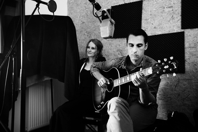 The Golden Glows by Laurent Orseau - Recording - Studio Caporal - Antwerp, Belgium #6