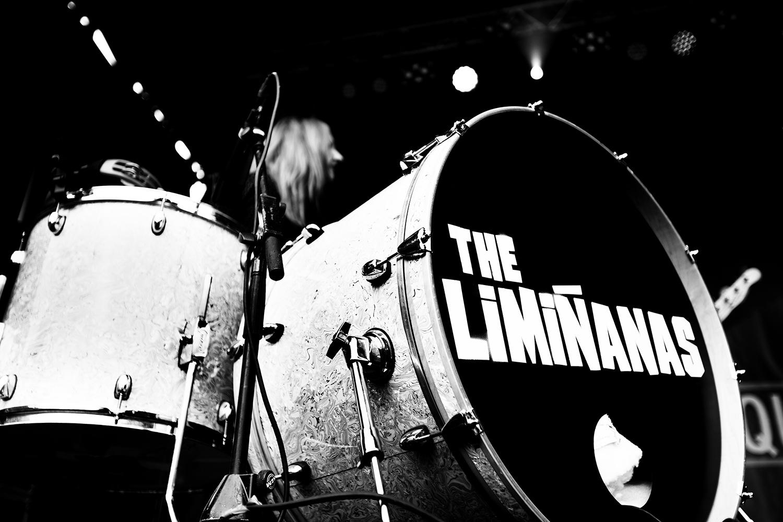 The Limiñanas by Laurent Orseau - Fête de la Musique - Parc du Cinquantenaire  - Brussels, Belgium #11
