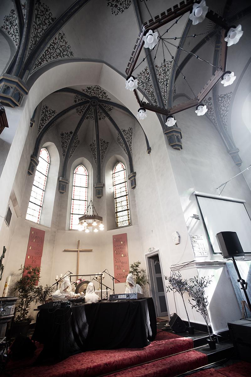 The Transcende Orchestra by Laurent Orseau - Meakusma Festival - Eupen, Belgium #2