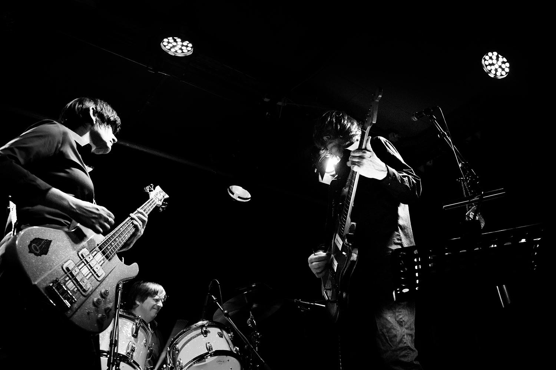 Thurston Moore Group - Concert - Les Ateliers Claus - Brussels, Belgium