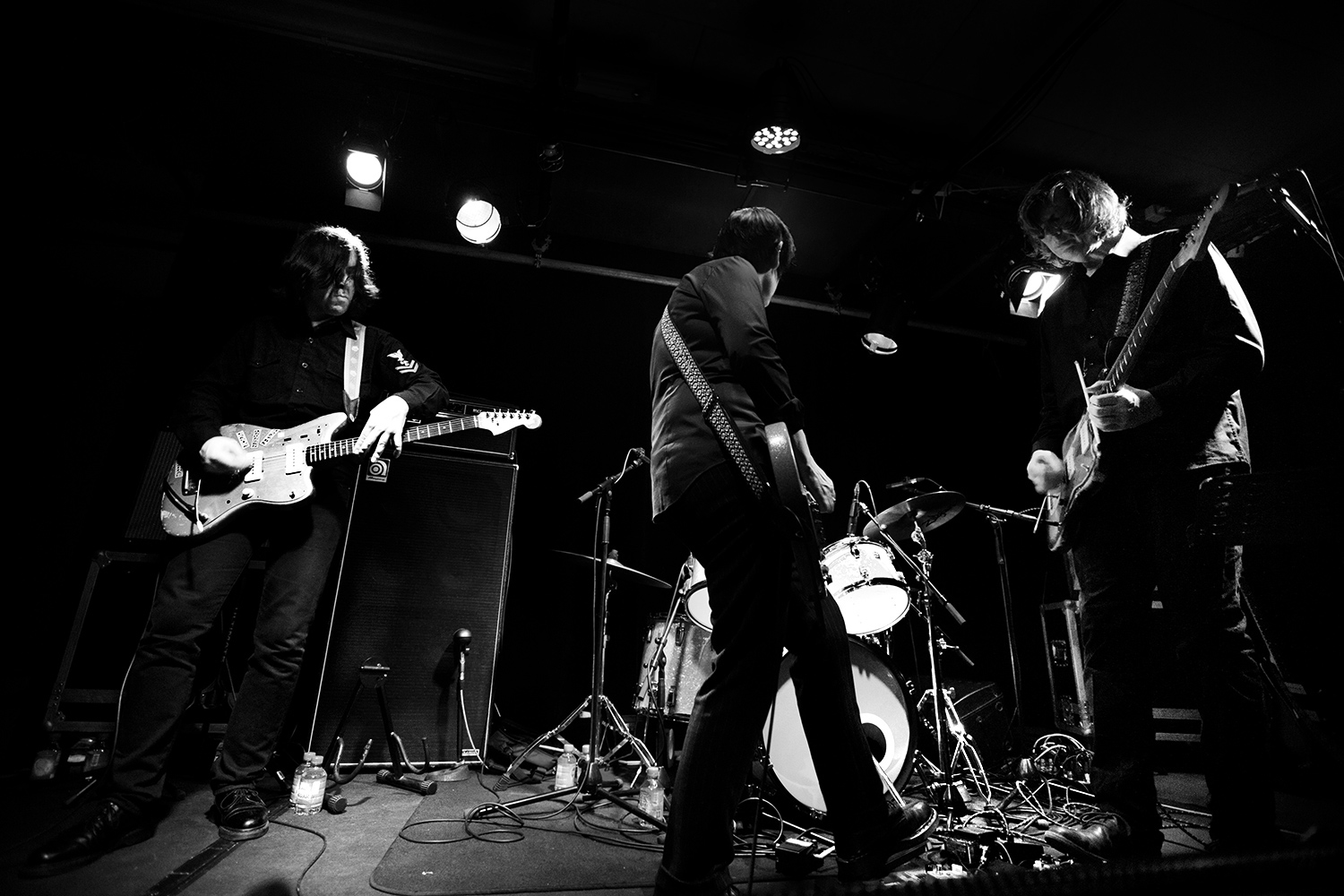 Thurston Moore Group by Laurent Orseau - Les Ateliers Claus - Brussels, Belgium #2