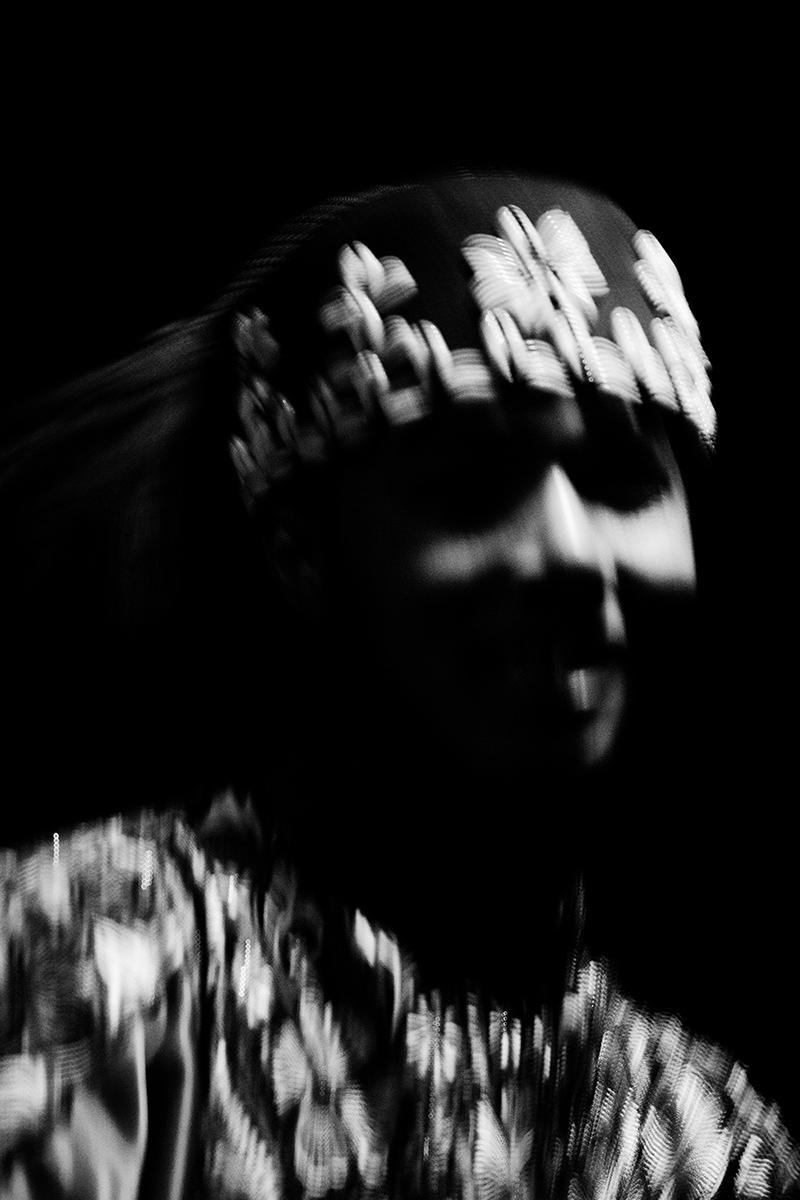 Trance Mission Gnawa by Laurent Orseau - Les Ateliers Claus - Brussels, Belgium #12