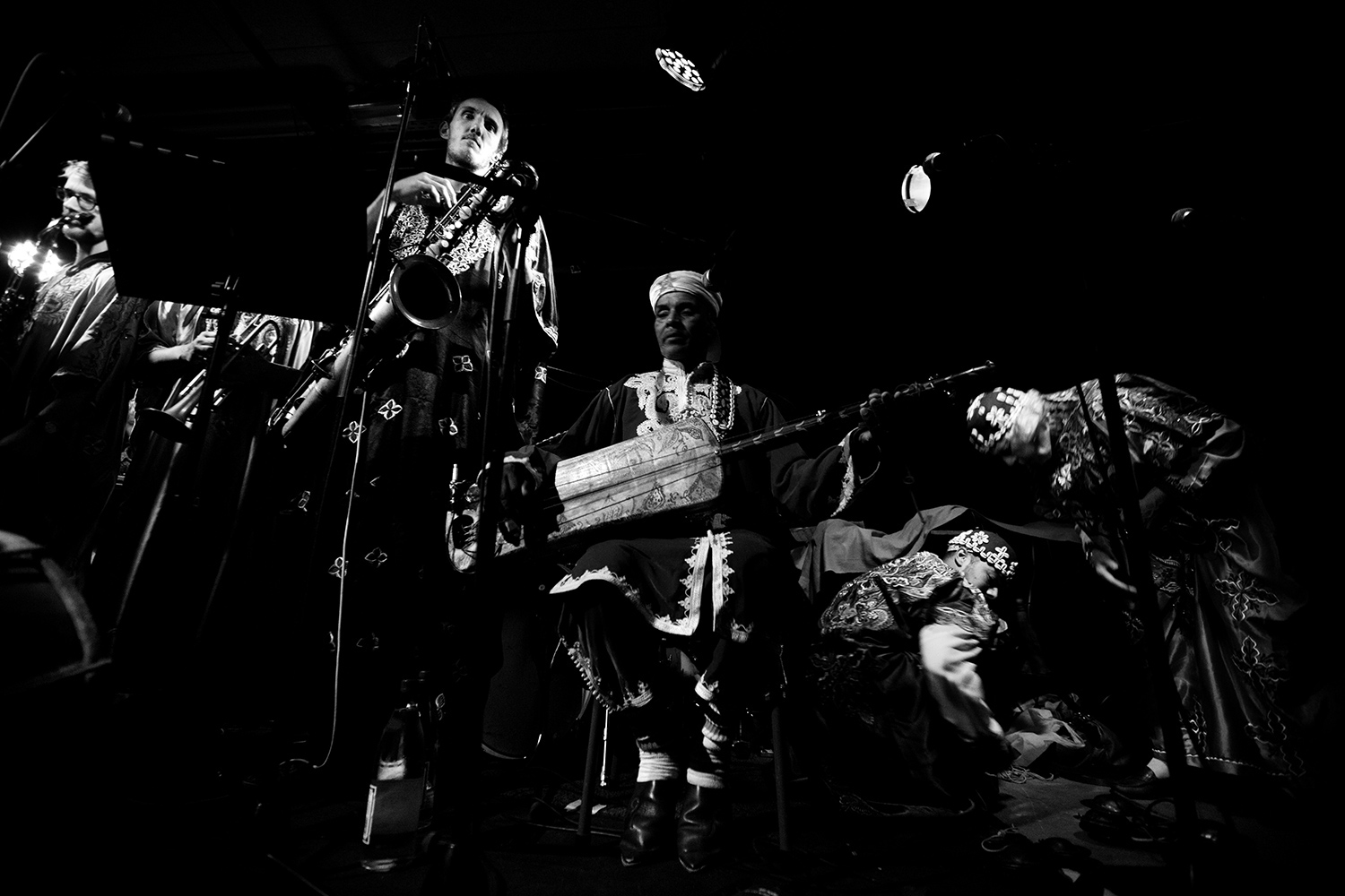 Trance Mission Gnawa by Laurent Orseau - Les Ateliers Claus - Brussels, Belgium #3