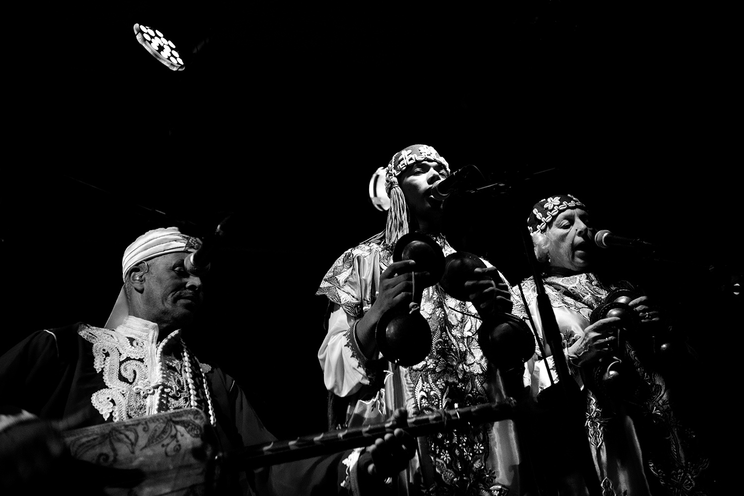 Trance Mission Gnawa by Laurent Orseau - Les Ateliers Claus - Brussels, Belgium #4