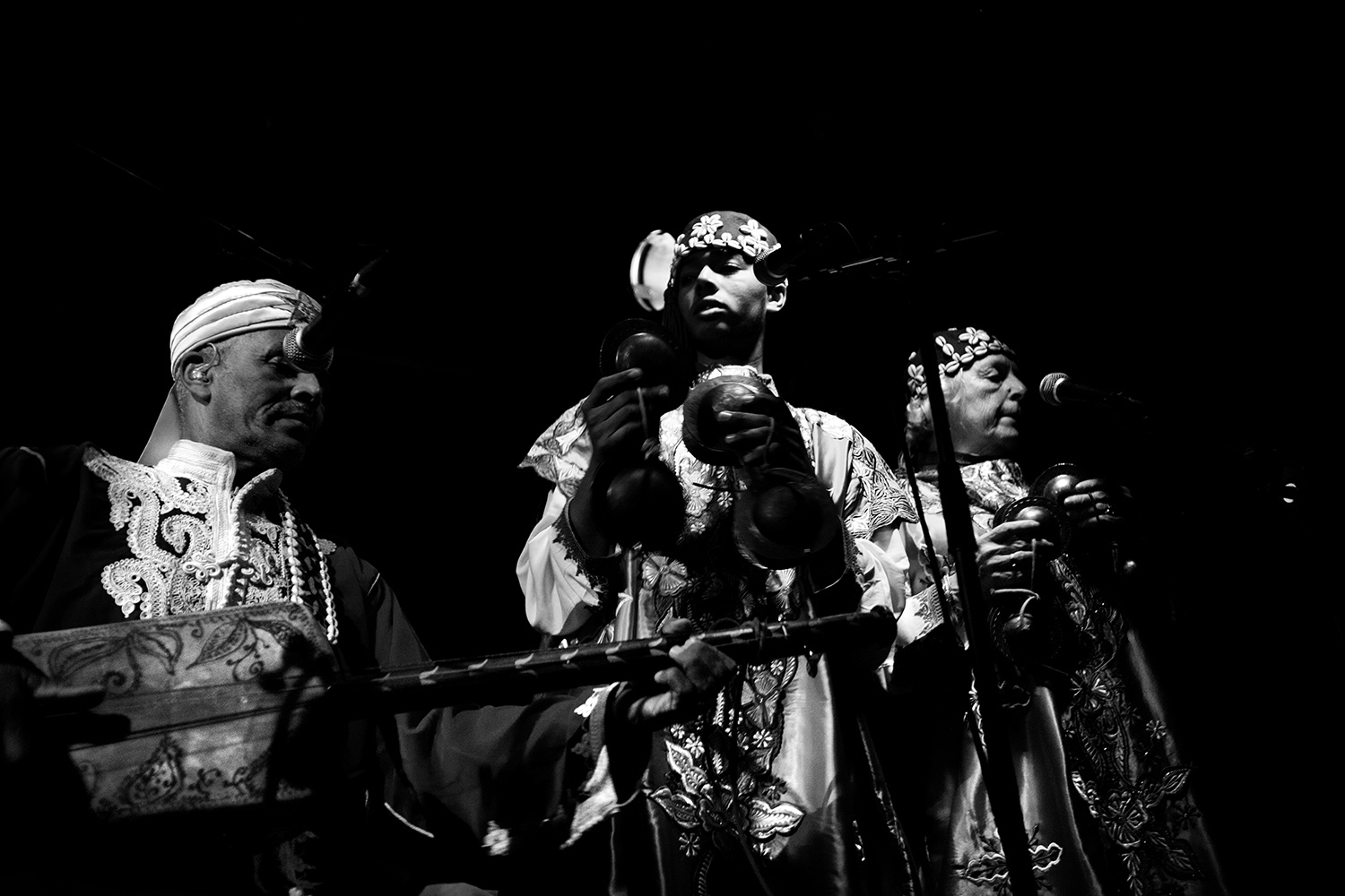 Trance Mission Gnawa by Laurent Orseau - Les Ateliers Claus - Brussels, Belgium #5