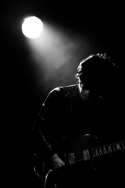 Up-Tight by Laurent Orseau - Concert - Les Ateliers Claus - Brussels, Belgium #9