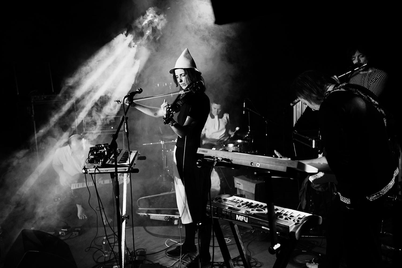 Vanishing Twin by Laurent Orseau - Meakusma Festival - Eupen, Belgium #1
