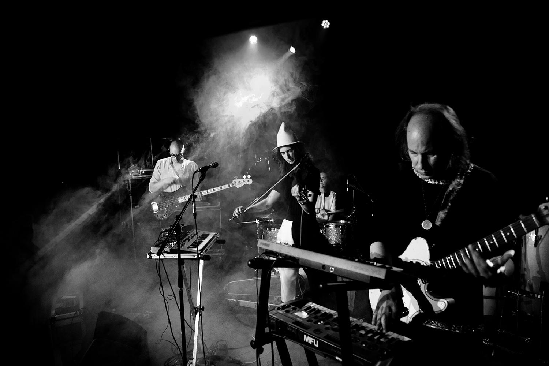 Vanishing Twin by Laurent Orseau - Meakusma Festival - Alter Schlachthof - Eupen, Belgium #3