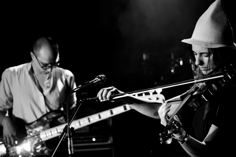 Vanishing Twin by Laurent Orseau - Meakusma Festival - Alter Schlachthof - Eupen, Belgium #7