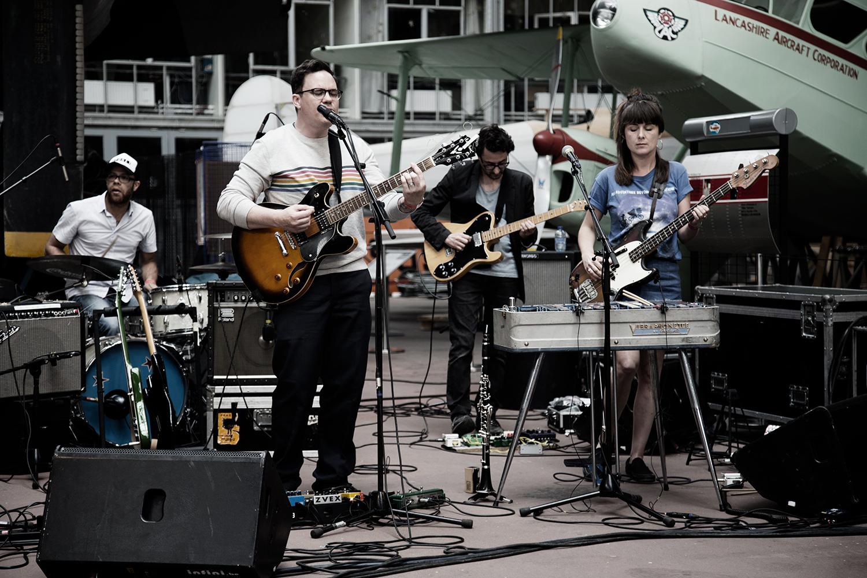 V.O. - Fête de la Musique - Parc du Cinquantenaire - Brussels, Belgium