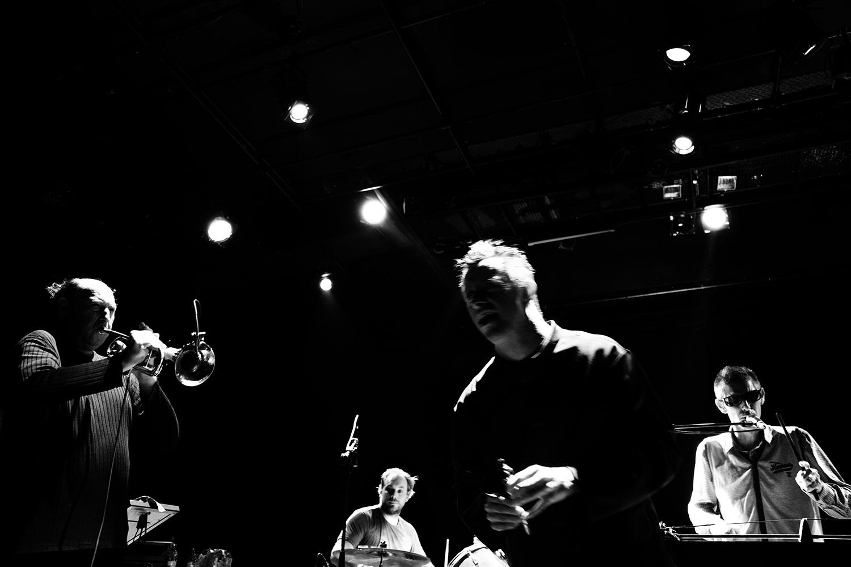 Wild Classical Music Ensemble by Laurent Orseau - Centre Culturel Jacques Franck - Brussels, Belgium #6