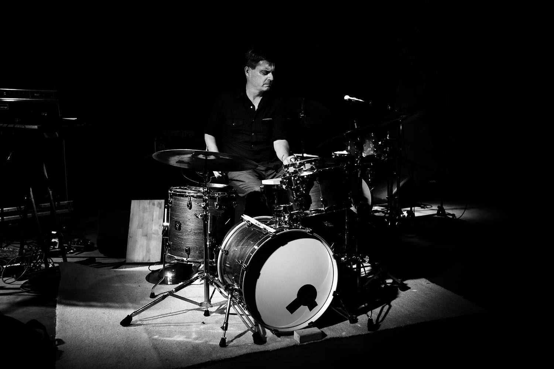 Will Guthrie - Concert - Les Ateliers Claus - Brussels, Belgium