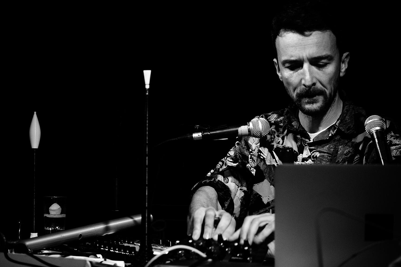 Wojciech Rusin - Concert - Les Ateliers Claus - Brussels, Belgium