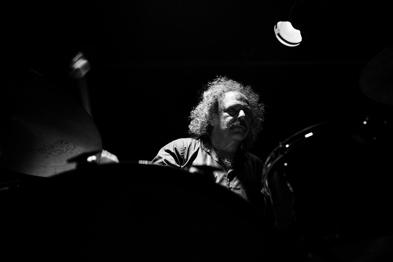 Xylouris White (Giorgos Xylouris & Jim White) by Laurent Orseau - Les Ateliers Claus - Brussels, Belgium #13