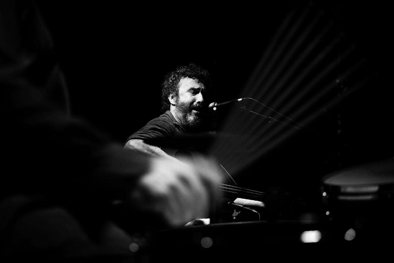 Xylouris White (Giorgos Xylouris & Jim White) by Laurent Orseau - Les Ateliers Claus - Brussels, Belgium #5