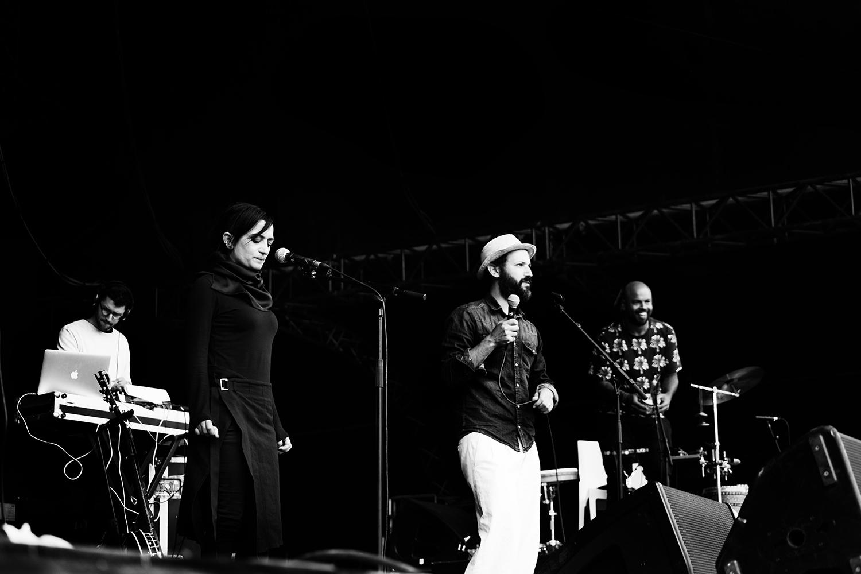Yakkah Bye! feat. Jawhar & Mitsu by Laurent Orseau - Parc du Cinquantenaire - Fête de la Musique - Brussels, Belgium #1