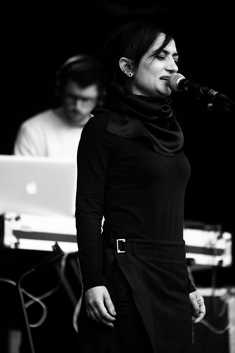 Yallah Bye! feat. Jawhar & Mitsu by Laurent Orseau - Fête de la Musique - Parc du Cinquantenaire - Brussels, Belgium #6