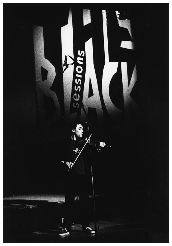 Yann Tiersen by Laurent Orseau - Black Sessions - La Maison de la Radio - Paris, France #1