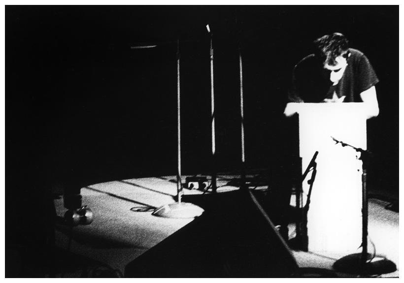 Yann Tiersen by Laurent Orseau - Black Sessions - La Maison de la Radio - Paris, France #4