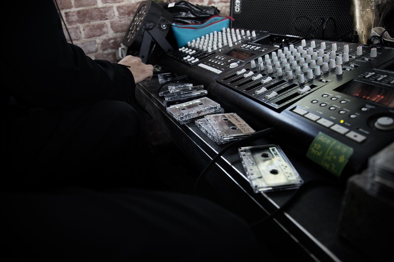 YPY by Laurent Orseau - Meakusma Festival - Alter Schlachthof - Eupen, Belgium #3