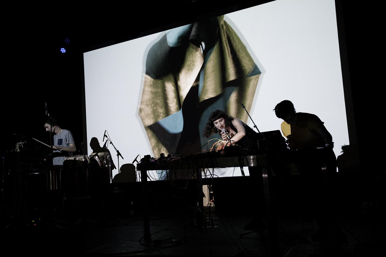 Zoë Mc pherson by Laurent Orseau - Meakusma Festival - Eupen, Belgium #1
