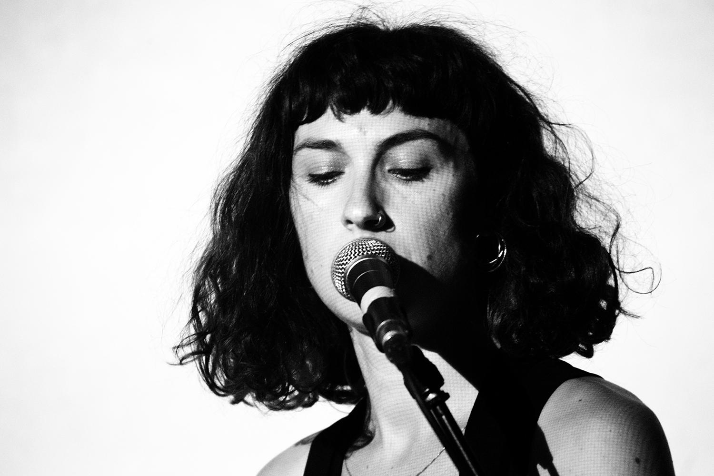 Zoë Mc pherson by Laurent Orseau - Meakusma Festival - Alter Schlachthof - Eupen, Belgium #10