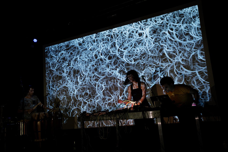Zoë Mc pherson by Laurent Orseau - Meakusma Festival - Eupen, Belgium #2