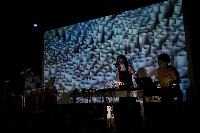 Zoë Mc pherson by Laurent Orseau - Meakusma Festival - Alter Schlachthof - Eupen, Belgium #3